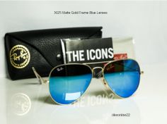 Online Store: The Best Online Store for Sunglasses New Ray Ban Sunglasses, Ray Ban Glasses, Blue Sunglasses, Ray Ban Aviator Rb3025, Blue Mirrors, Matte Gold, Samsung Cases, Protective Cases, Traveling By Yourself