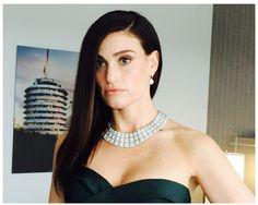 Oscars 2014 Makeup: Idina Menzel  29 by Lydia Mondavi's First Crush Lip Scrub at the Oscar's! Find it at www.Target.com