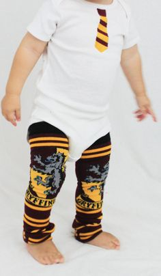 OMG!!  Harry Potter Gryffindor Halloween Costume for a baby or toddler!!
