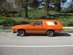 1978 Ford Pinto Cruising Wagon. Remember these? Kind of want to forget them, don't you? LOL