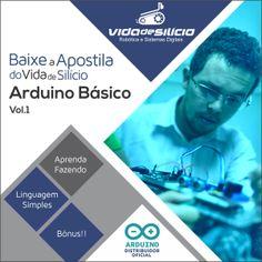 Apostila Arduino Básico Vol.1                                                                                                                                                                                 Mais Arduino Books, Arduino Projects, Personal Development, Insight, Software, Engineering, 1, Radios, Villas