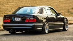 Mercedes-Benz W210 E55 AMG VIP  BENZTUNING   The Largest Photo Collection of Mercedes-Benz