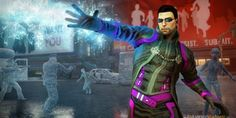 Saints Rows Xbox OnePS4 Debut Moved Up a Week - The Saints Row franchise will make its debut for Xbox One and PlayStation 4 sooner than expected.Developer Volition Studios has announced that Saints Row IV: Re-Elected (a port of