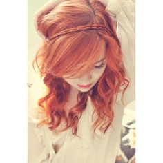 Braided Red Hair Colors Ideas