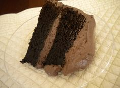 Exquisite Chocolate Cake