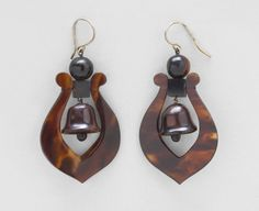 Philadelphia Museum of Art - Collections Object : Pair of Earrings