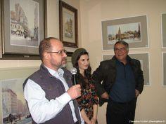 """Expoziția de acuarelă"""" Infuziuni"""": Corneliu Drăgan-Târgoviste la Galeria EriCris Art http://jurnalulbucurestiului.ro/expozitia-de-acuarela-infuziuni-corneliu-dragan-trgoviste-la-galeria-ericris-art/"""