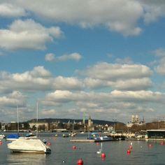 Blick auf die Stadt, 6.3.2012, 13:02 Uhr
