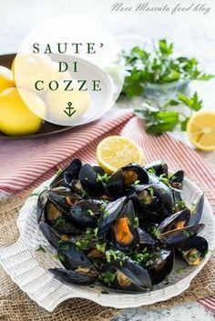 Sauté di cozze, come prepararlo perfettamente! #ricetta #25aprile #food