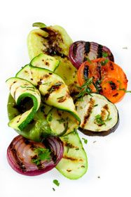 Ideas for grilling fruits and vegetables - Kids Eat Right