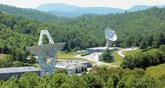 PARI: Pisgah Astronomical Research Institute (30 miles from Asheville)
