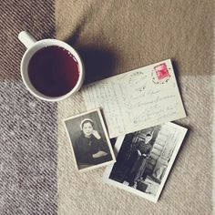 memories and coffee...