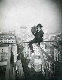 Charles C. Ebbets  Nueva York. 1905.