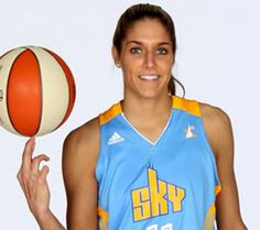 Local Elena Delle Donne Named WNBA MVP Elena Delle Donne who played basketball for University of Delaware was picked Wednesday as the WNBA's Most Valuable Player. http://www.wrdetv.com/index.cfm?ref=60200&ref2=2618 #threethings #TheMorningShow #887thebridge #netDE