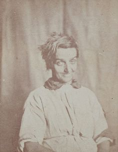 In May 1856 Dr. Hugh Welch Diamond presented a paper to the Photographic Society of London outlining his view that photography was useful in the diagnosis and treatment of mental illness. He felt that by studying the faces of patients, physicians could identify and diagnose mental complaints.