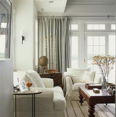 Easton House - Beach Style - Bedroom - dc metro - by Patrick Sutton Associates