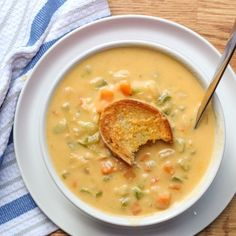 Beer Cheese Soup. Find this and other wonderfully yummy recipes from food artisans around the world at our fantastic website yumgoggle.com Beer Recipes, Milk Recipes, Soup Recipes, Cooking Recipes, Yummy Recipes, Crockpot Recipes, Dinner Recipes, Homemade Potato Soup, Beer Cheese Soups