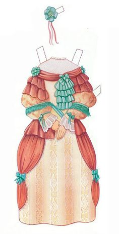 Paper Dolls~ Sleeping Beauty - Bonnie Jones - Picasa Web Albums