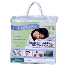 Student Bedding Protection Kit, Twin XL