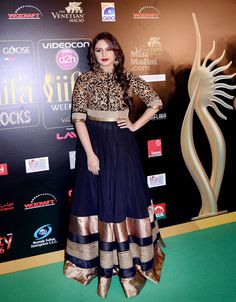 Huma Qureshi in Anita Dongre.  this is my personal favourite. absolutely love!
