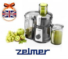 ! ZELMER JE1200 850W JUICE EXTRACTOR Electric Centrifugal JUICER Kitchen HEALTH - https://www.trolleytrends.com/?p=609039