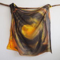 Ještě je čas - hedvábný šátek