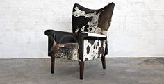 Library Nguni Chair