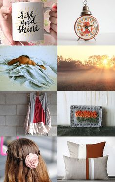 ~ rise and shine ~ by constantcurator on Etsy--Pinned with TreasuryPin.com