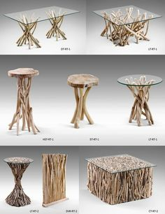 Diy Wooden Projects, Driftwood Projects, Diy Furniture Projects, Woodworking Projects Diy, Wooden Decor, Wooden Diy, Rustic Decor, Driftwood Furniture, Painted Driftwood
