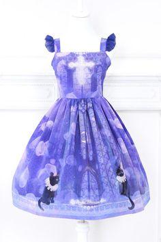 月夜の星海月 ~黒猫の出会い~|Royal Princess Alice – Moonlight Night Star Jellyfish ~Black Cat Rendezvous~ (2015)