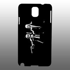 Star Wars Pulp Fiction Samsung Galaxy Note 3 Case Cover