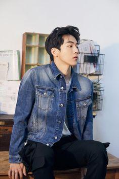 A shopaholic and her boyfriend Asian Actors, Korean Actors, Nam Joo Hyuk Wallpaper, Jong Hyuk, Joon Hyung, Park Bogum, Ahn Hyo Seop, Song Joong, Hot Korean Guys