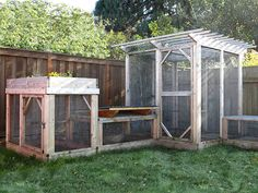 The Garden Run Complete Series Plan eBook (PDF), Modular Runs for Chicken Coop, Rabbit Hutch, or Catio – Instant Download, Imperial & Metric by TheGardenCoop on Etsy https://www.etsy.com/listing/214042183/the-garden-run-complete-series-plan