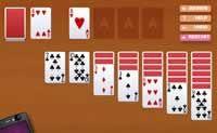 Speel een potje solitaire.
