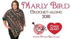 Marly Bird 2016 Crochet Along-Popular Poncho