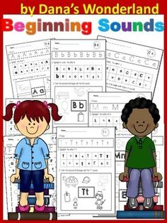 This product contains worksheets with beginning sounds.The students are asked to color the pictures that begin with the sound of the letter in focus.They also need to trace the letter and highlight it as they identify it in different fonts.Happy teaching!Dana's Wonderland