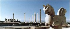Archaeological evidence shows that the earliest remains of #Persepolis date…