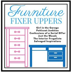 See how to paint a dresser for a classic and timeless look. This gray painted dresser tutorial is created with texture, paint and stain. DIY painted dresser makeover using wood stain, chalk paint and Saltwash texture additive.