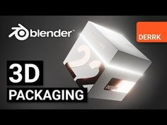 In this tutorial we'll be creating a simple package design and animation in Blender We'll cover modeling, lighting, some very cool texturing,. Digital Art Tutorial, 3d Tutorial, Blender 3d, Character Modeling, 3d Character, Blender Tutorial, Modeling Tips, Illustrations And Posters, Web Design Inspiration