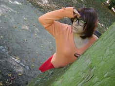 Today Velma looking for happiness in park :D