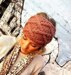 knit headband my-style