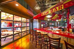 (Newport) Check out the interior at The Barking Crab!  http://goingout.com/ri/venues/255/The-Barking-Crab