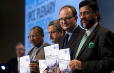 IPCC says major, urgent action needed to address global warming.