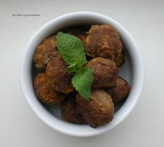A cautionary tale and the best meatballs you'll ever have