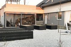 Jak Zrobić Ogród Warzywny Pergola, Doors, Outdoor Decor, House, Gardens, Home Decor, Decoration Home, Home, Room Decor