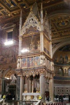 Ciborio San Giovanni in Laterano