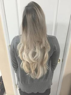 Blonde on Pinterest | Salons, Color Correction and Hair Color Formulas