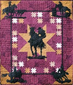 western quilts | WESTERN QUILT PATTERNS