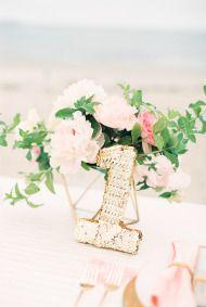 Watercolor Wedding Inspiration Shoot - Style Me Pretty