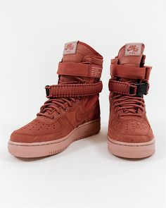 13f8a6a2a94c Nike Wmns SF Air Force 1 - 857872-202 - Orange - Footish  If you re into  sneakers